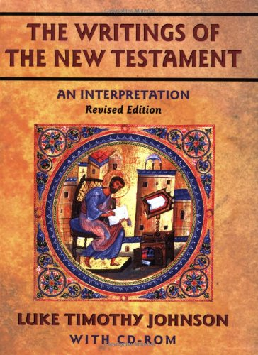 Cover of The Writings of the New Testament: An Interpretation