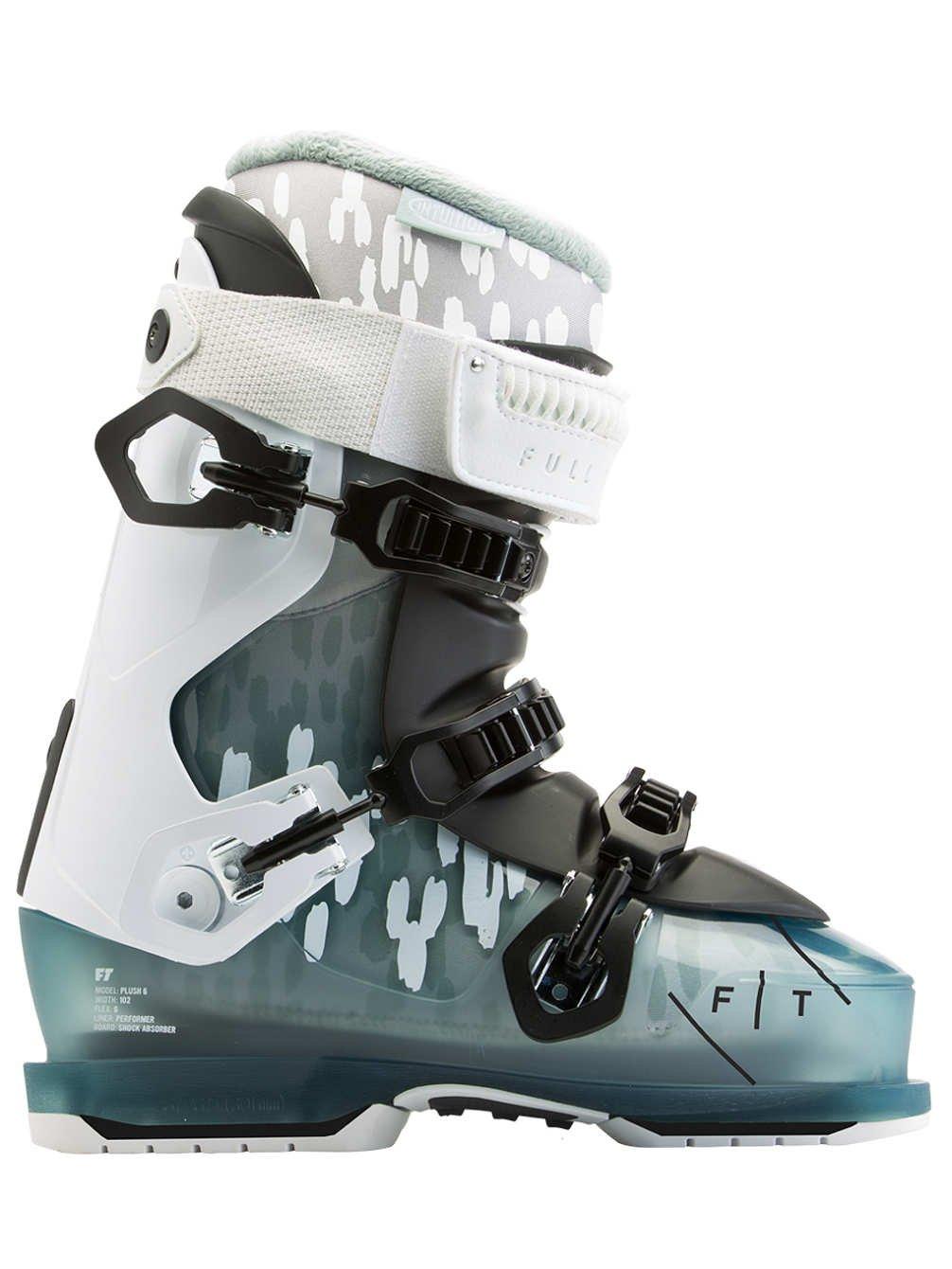 Full Tilt Plush 6 Ski Boot - Women's One Color, 26.5 by Full Tilt