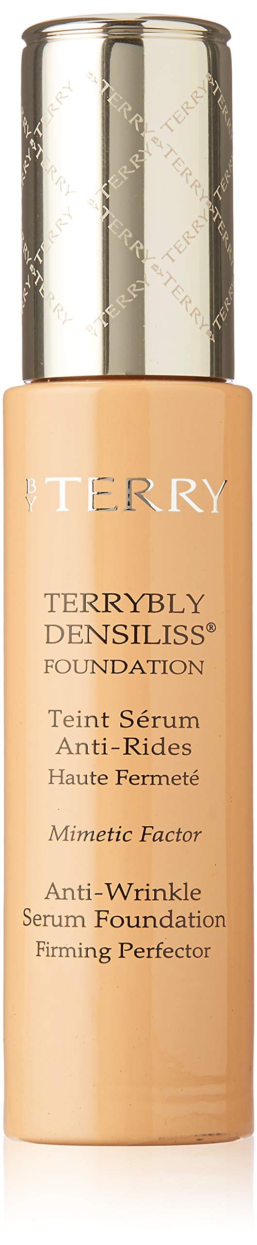 By Terry Terrybly Densiliss Wrinkle Control Serum Foundation, No. 7.5 Honey Glow, 1 Ounce
