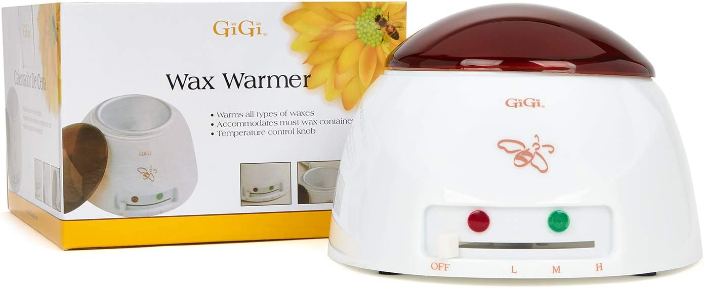 Amazon Com Gigi Multi Purpose Hair Removal Wax Warmer Kit 14 Oz