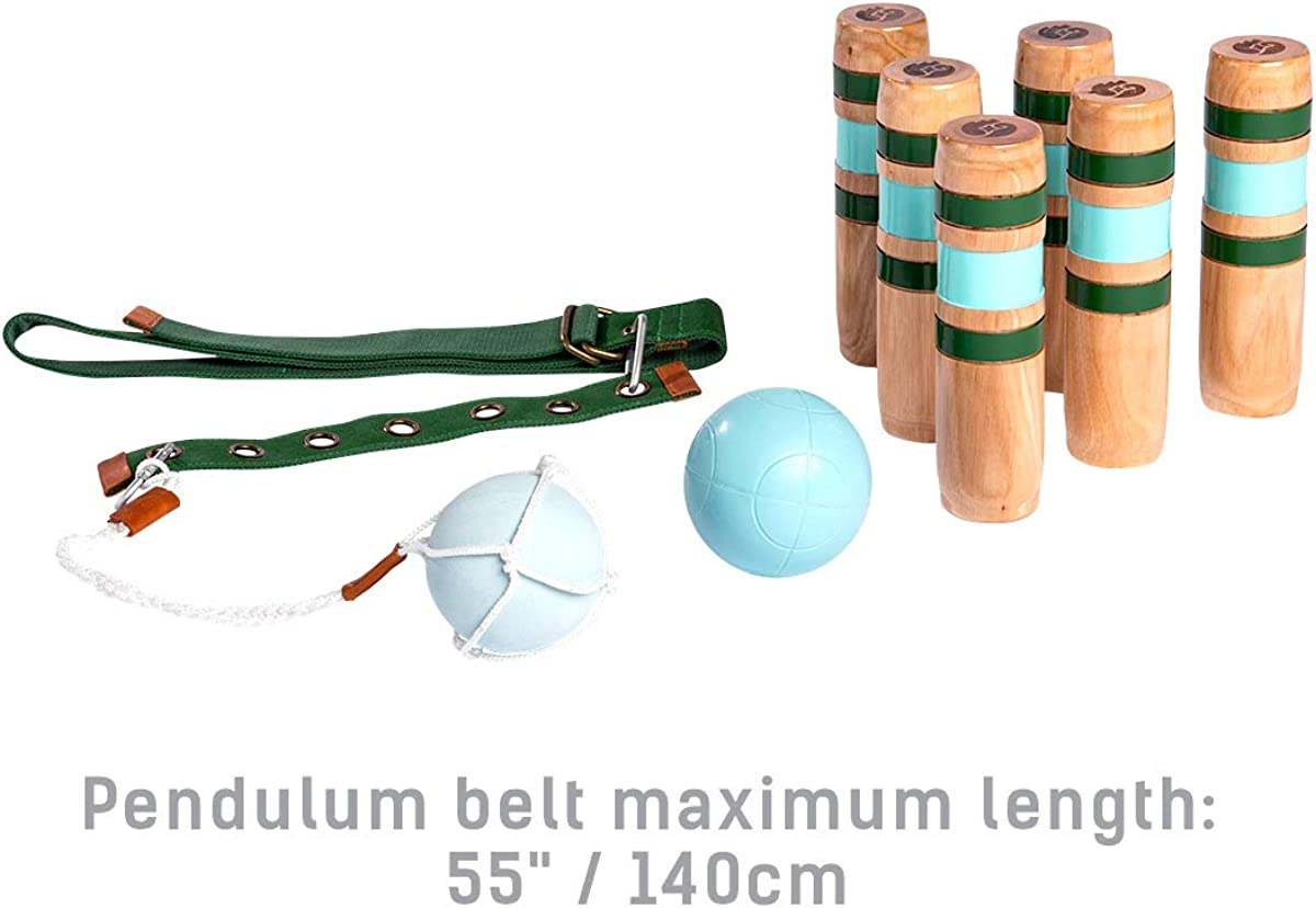 Includes Swinging Pendulum Waist Belt with Weighted Ball Lots of ...