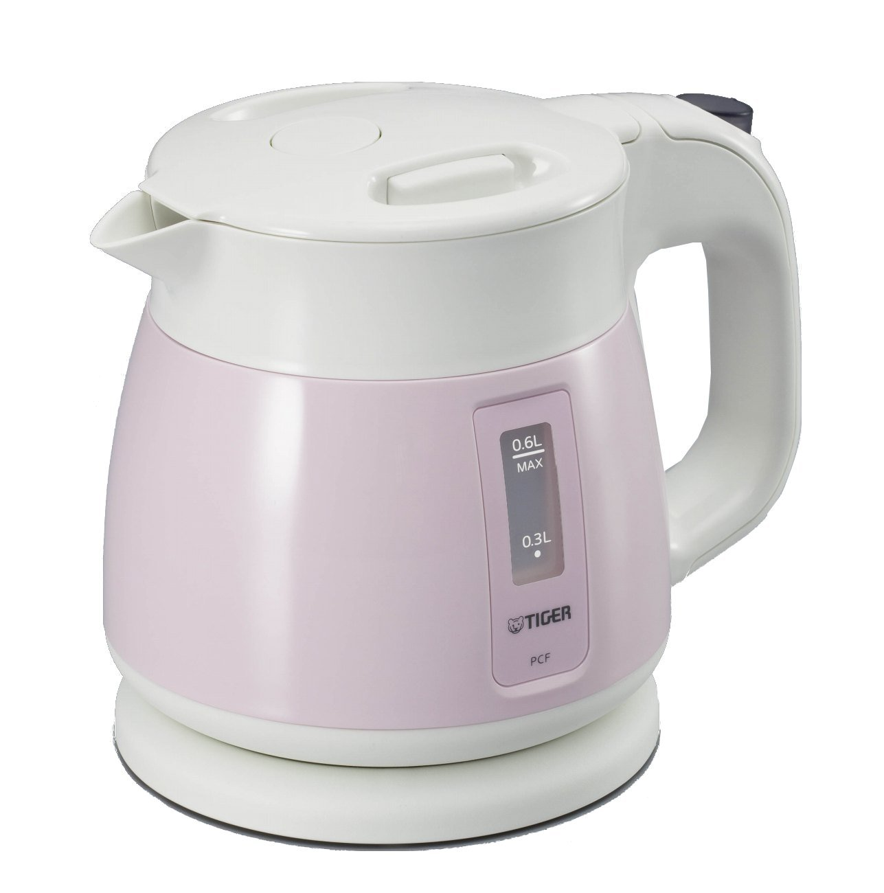 TIGER electric kettle frame child 0.6L Pink PCF-A060-PF
