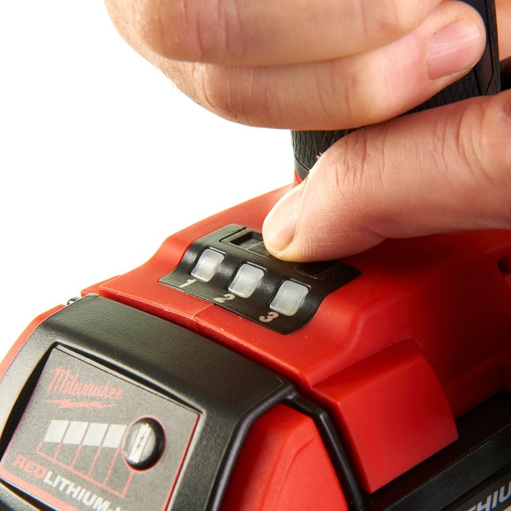 Body Only Milwaukee M18FMTIWF12-0 FUEL Mid Torque Impact Wrench
