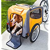 Schwinn Rascal Pet Trailer, Orange