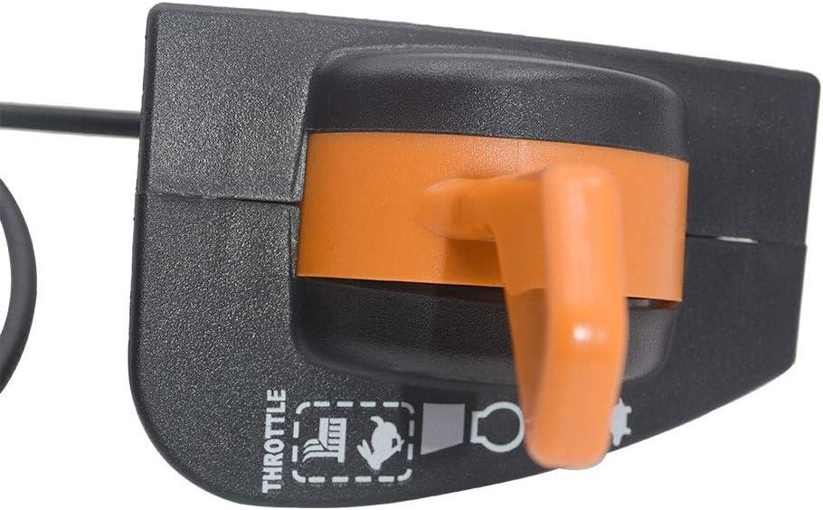 Carbpro Throttle Choke Cable for JOHN DEERE GY21984 D125 D130 D140 D160 D170 LA155 X165