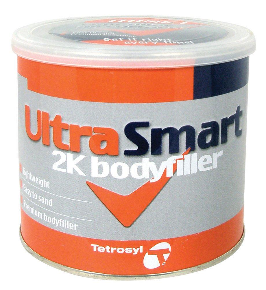 Masilla Tetrosyl USB600 Ultra Smart 2K para nivelado de carrocerí a Tetrosyl Ltd