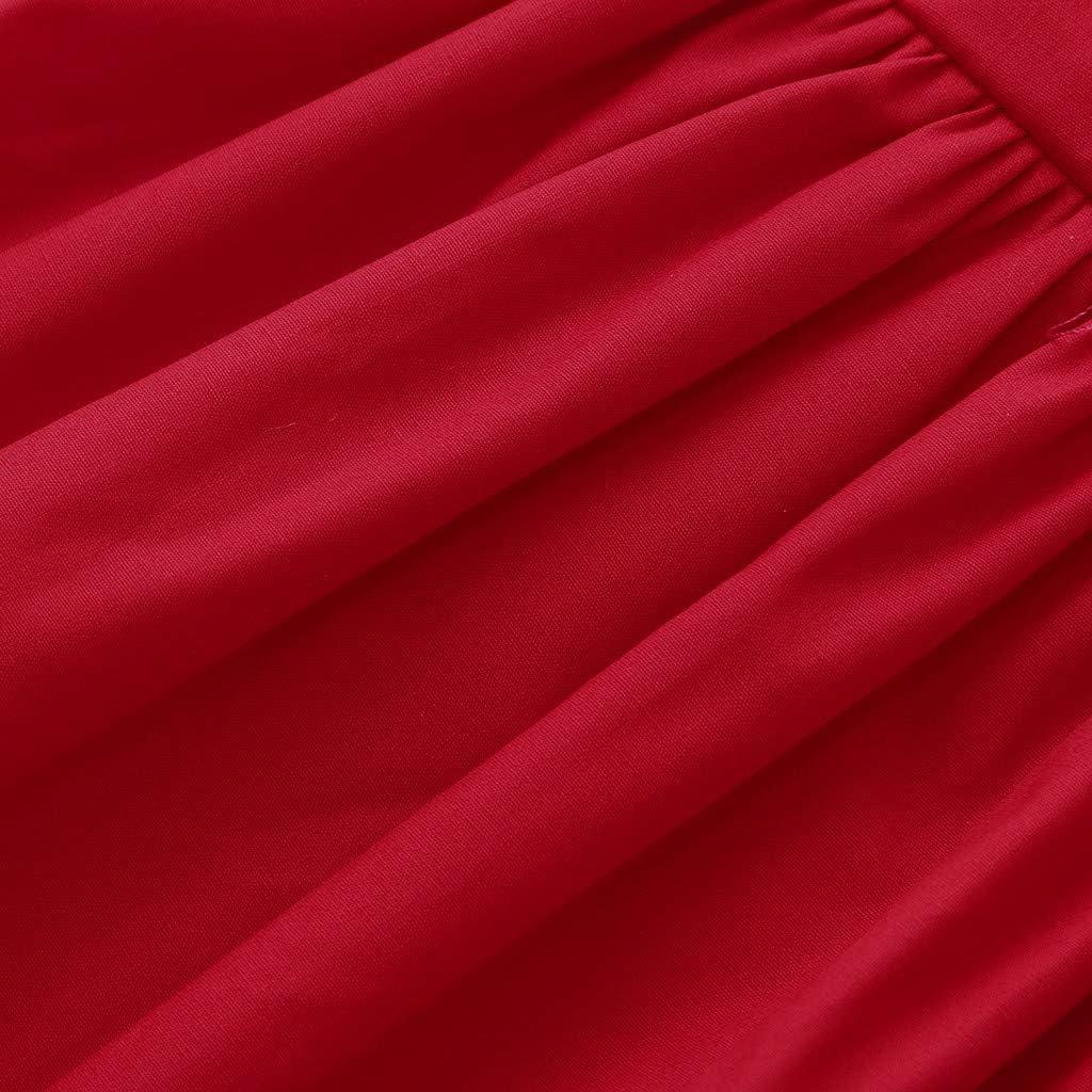 sunnymi   /® 0-4 Jahre Kleid Baby M/ädchen Gekr/äuselten Karierten G/ürtel Prinzessin Partykleid Sommer Sommerkleid