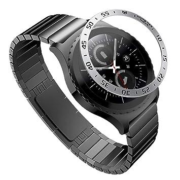 Tabcover for Gear S2 Classic Aluminium Bezel Ring, Bezel ...