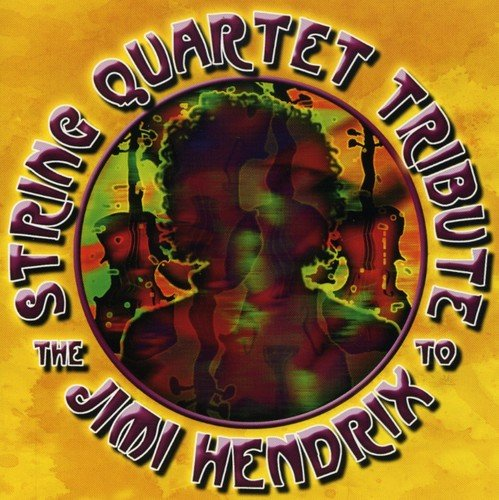Max 47% Limited time for free shipping OFF The String Quartet Tribute To Hendrix Jimi
