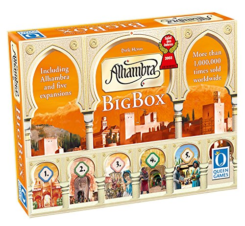Alhambra: Big Box by Asmodee