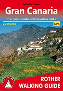 Gran Canaria Tour Trail Superdurable Map Amazoncouk David