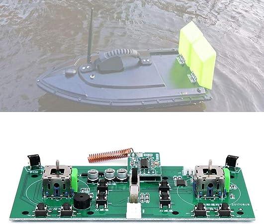 Kunststoff Boot Platine Platine Für Flytec 2011-5 Angeln Köder Boot Körperteile