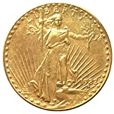 Coin USA 1933 - $20 Dollar Double Eagle - Saint Gaudens - Replica