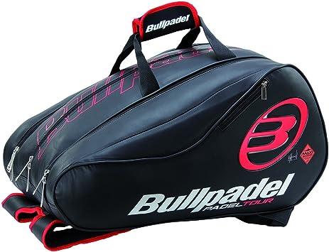 Bull padel BPP16001 - Bolsa, Color Negro, 60x28x28 cm: Amazon ...