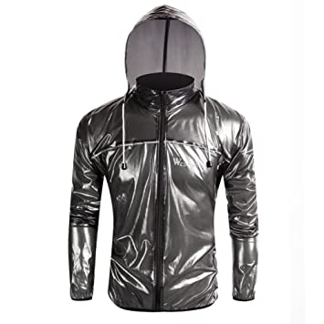Amazon.com : West Biking Rainproof Cycling Rain Coat Men Bike Rain ...