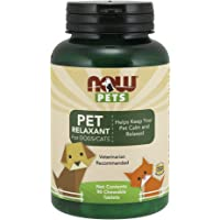 NOW Foods Now Pet Relaxant, 90 Count