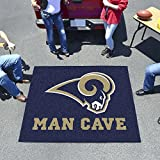 Nfl - St. Louis Rams Man Cave Tailgater Rug 60''X72''