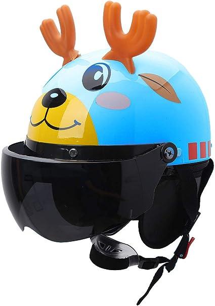 Children Motorcycle Helmet Kids Motorcycle Helmet Riding Outdoor Sports Bike