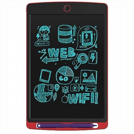 Haxibkena 10 Pulgadas LCD niños Graffiti Pintura electrónica ...