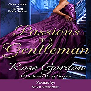 Passions of a Gentleman Audiobook
