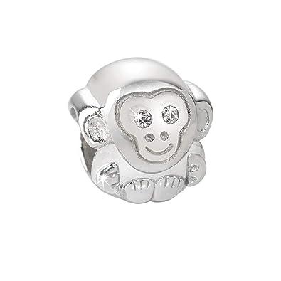 ciondolo pandora scimmia