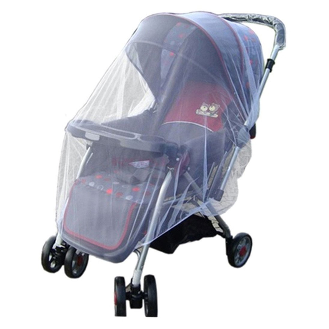 Acamifashion Summer Safe Baby Carriage Insect Full Cover Mosquito Baby Bed Net
