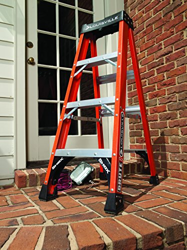 Louisville Ladder Fs1406hd 375 Pound Duty Rating