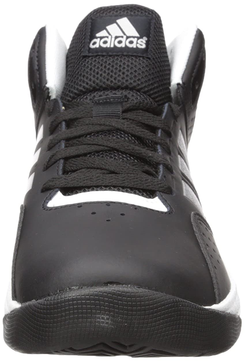 adidas NEO Men's Cloudfoam Ilation Mid Wide Basketball Shoe
