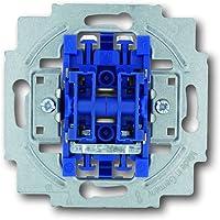 Busch Jäger 2020US-205 Wip-dubbele knop 2S inzet