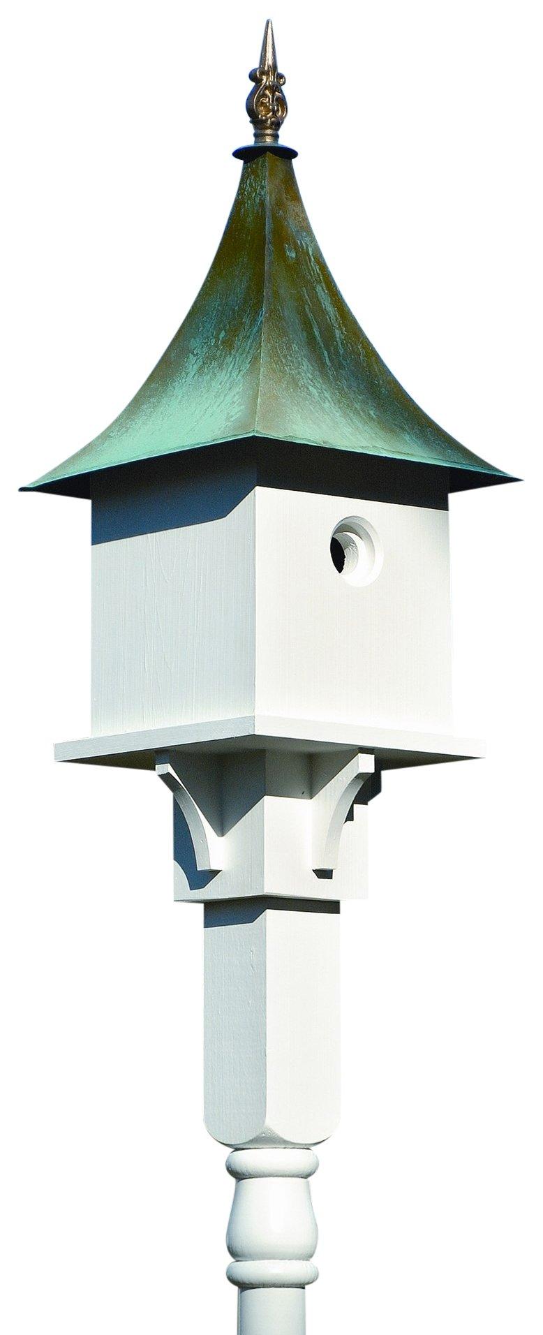 Heartwood 148A Valerie Ann Bird House Decorative