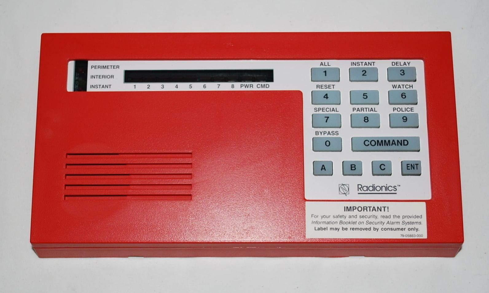 Radionics D720 by firealarm