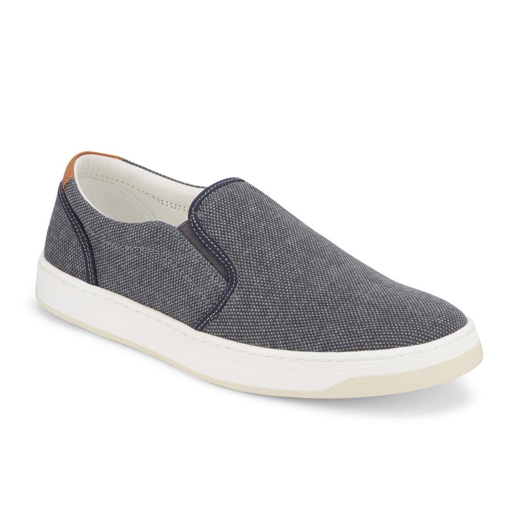 Lucky Brand 11-520736 Men's Styles Slip On Sneaker, Navy - 11 D(M) US