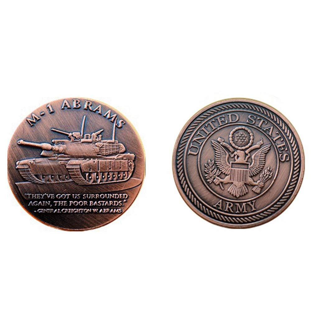 Militar,Moneda de Desafío,Exquisita,Moneda de Decisión,una ...