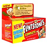 Flintstones Complet Size 60s Flintstones Complete Childrens Multivitamin Supplement Chewable Tabs 60ct