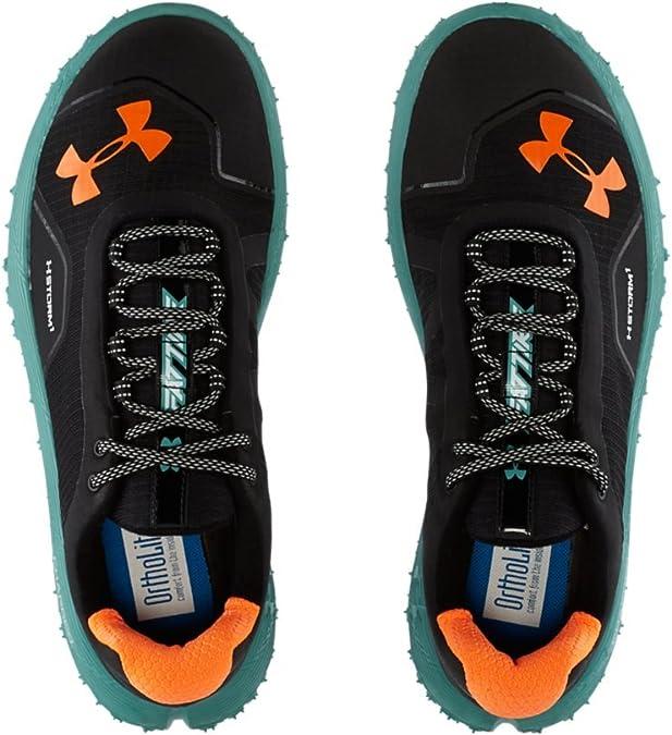 Under Armour menï & # X178; s UA Fat Tire Low Trail Running Shoes Black (004), Hombres, Black (004): Amazon.es: Deportes y aire libre