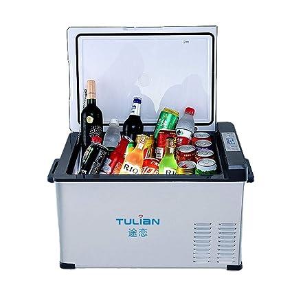 Nevera Portátil, 15L-75L Refrigerador con clasificación de energía ...