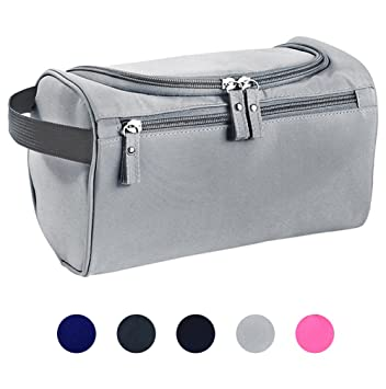 647480337133 Amazon.com   Hanging Travel Toiletry Bag Waterproof Makeup Organizer  Portable Bathroom Wash Bag for Men Woman   Beauty