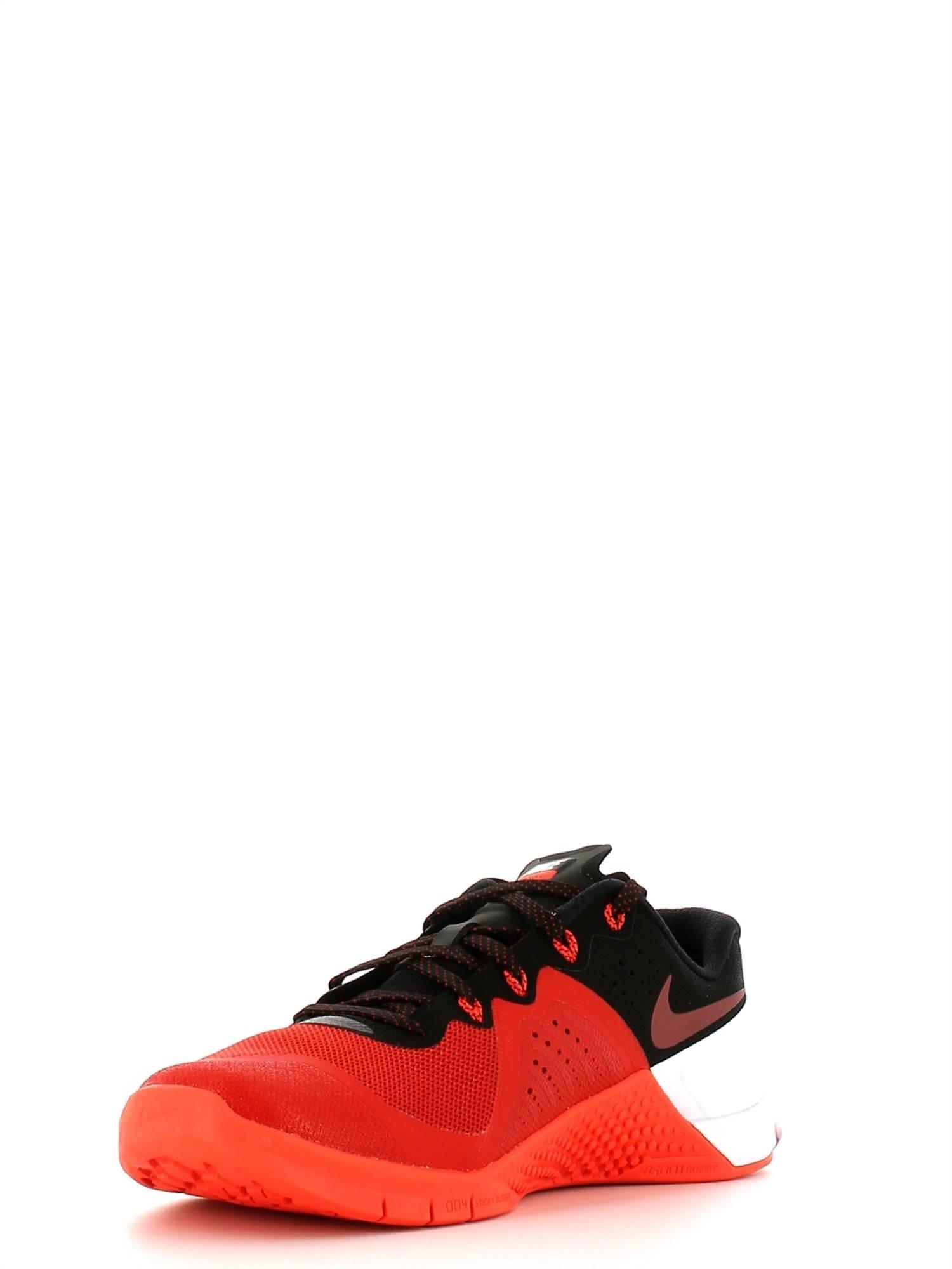 Nike 819899 Scarpa ginnica Uomo Rosso 40