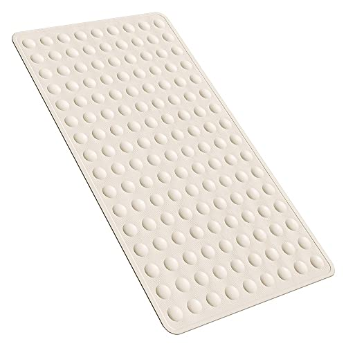 Towelsrus Anti Fungal Non Slip Rubber Bath Mat With
