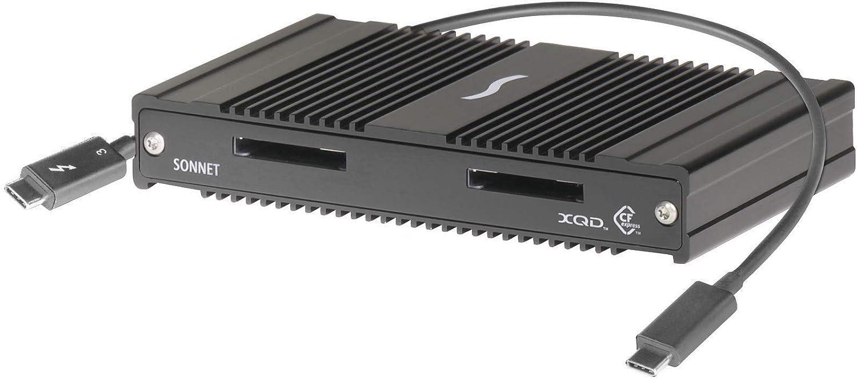 SF3-2CFEX Thunderbolt 3 Sonnet CFexpress//XQD Card Reader