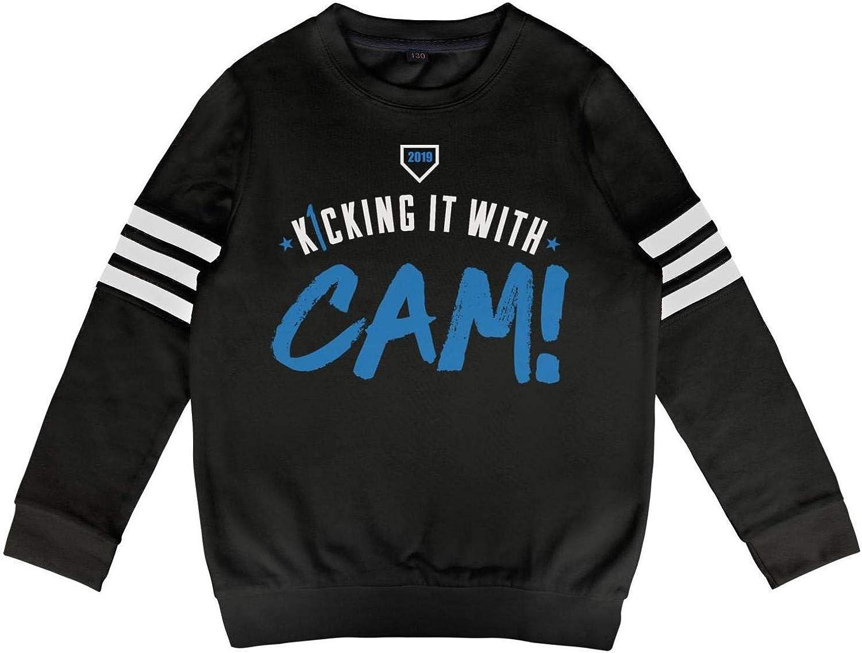 Marinas Long Sleeve cam Highlights Mens Hoodie Sweatshirt