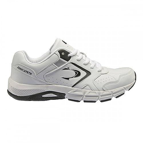 Zapatillas John Smith Reder Blanco - Color - Blanco, Talla - 41: Amazon.es: Zapatos y complementos