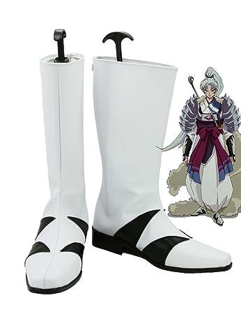 Inuyasha Anime Inu no Taisho Cosplay Shoes Boots Custom Made