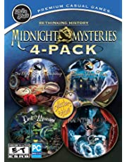 Midnight Mysteries 4 Pack AMR Encore Software (CD-ROM)
