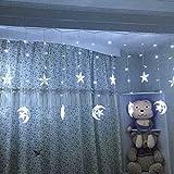 Led Star Curtain Lights, String Strip Light Moon - Best Reviews Guide