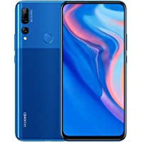 "Huawei Y9 Prime 2019 Smartphone, 64GB, 4GB, Display 6.59"" - Sapphire Blue"