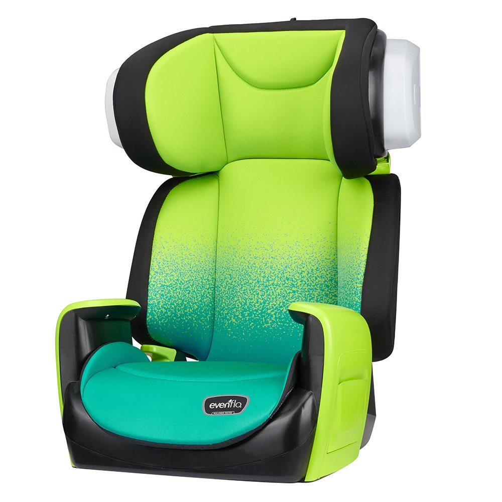 Amazon.com : Evenflo Spectrum 2-in-1 Booster Car Seat
