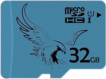 Braveeagle 2 Stück Micro Sd Karte 32gb Microsdhc Karte Computer Zubehör