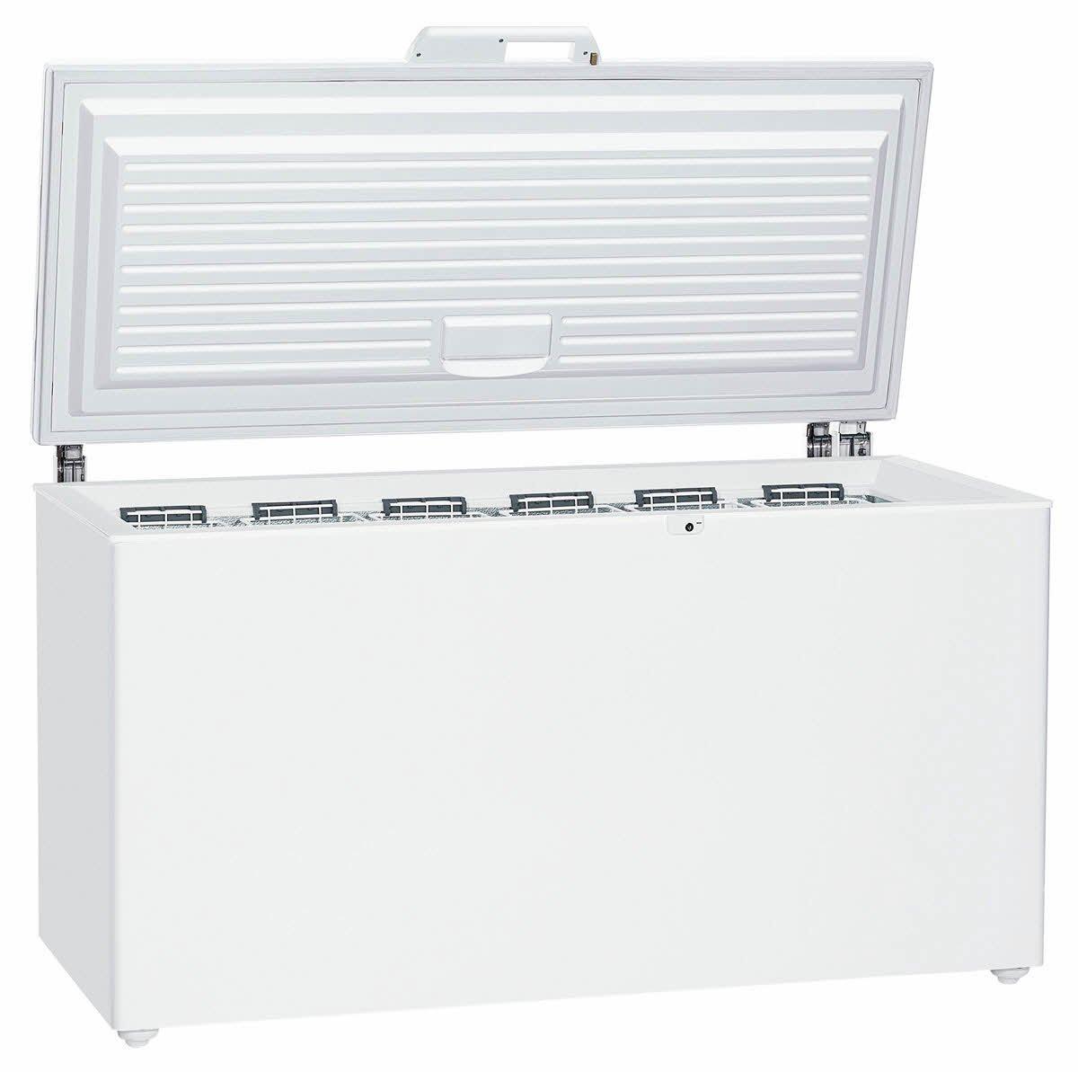 Liebherr GTP 4656 Premium - Congelador Horizontal Gtp4656 Con Capacidad De 419 Litros