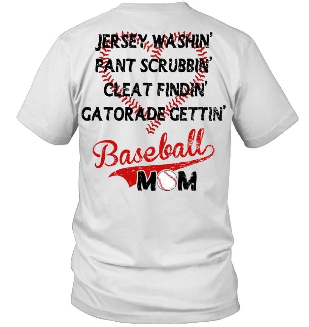 Crazymonkeyshirt Baseball Washin Pant Scrubbin Shirt T Shirt For Funny Tees